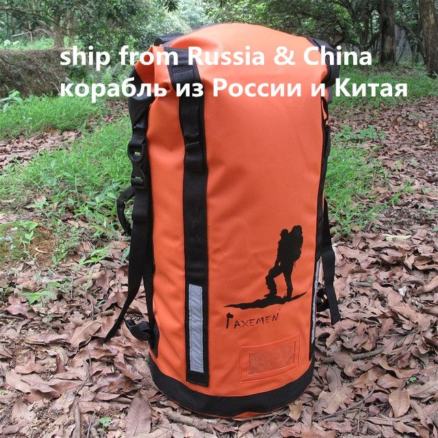 Axeman High Quality Outdoor Waterproof Diving Bag Canoe Kayak Rafting Camping Hiking Swimmin Dry Bag Multi-function Backpack