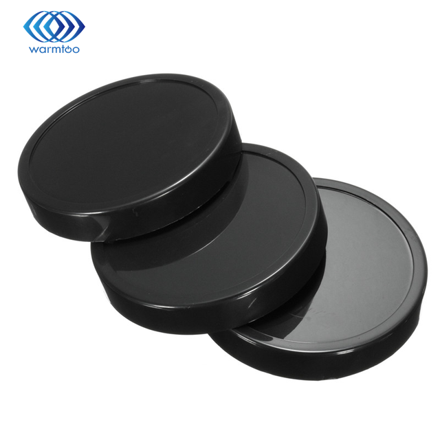 3pcs Plastic Black Cup Lids Blender Parts Replacement For 250W For Magic For Bullet Juicer Durable Quality