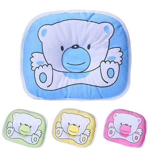 2016 New Newborn Baby Soft Infant Support Head Home&Living Flat Sleeping Cushion Pillow