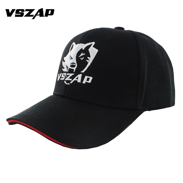 VSZAP  authentic  fighting MMA baseball cap embroidery wolf fighting comprehensive training exercise running muscle fitnessC001