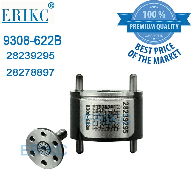 ERIKC 9308-622B Diesel Engine Injection Valve 9308622B Fuel Oil Pump Parts Injector Control Valves 9308z622B