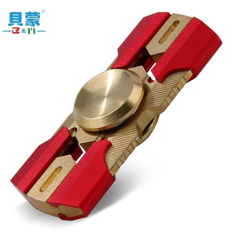 2017 Cool Stress Spinner Fidget Metal Toy Spinners Hand Spinner Fidget Spinners Toy Finger Cool Stress Toys Edc Metal Fidgets