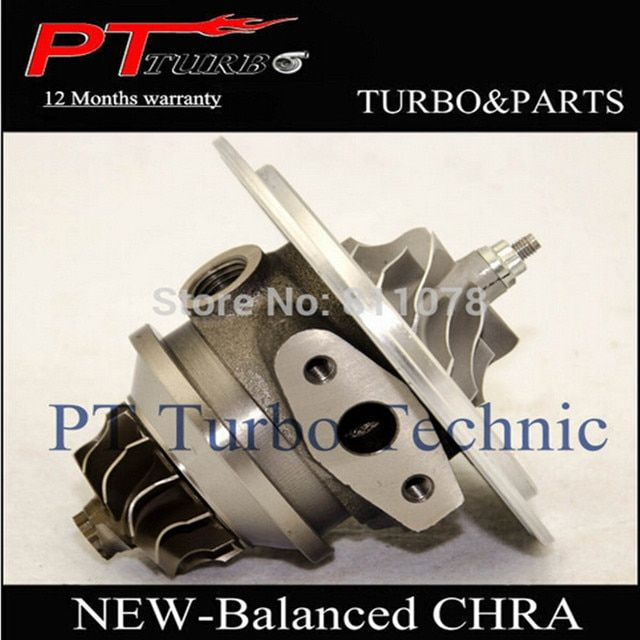 Garrett turbocharger for Hyundai H-1 / Starex 2.5 L D4BH 4D56T 103 kw / 140 HP 2002- Turbine cartridge core assy 716938