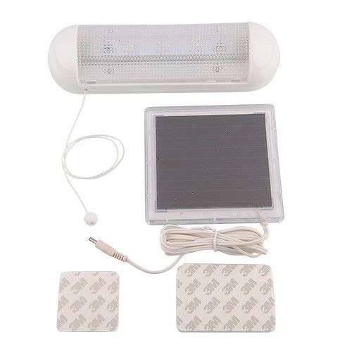 Outdoor lighting 5 LED Solar Powered Panel Garden Path Wall Shed Fence Lamps Yard Light solares lamp