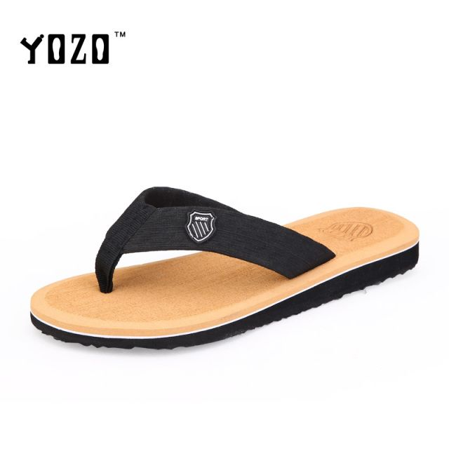 Men Sandals Fashion Slip On Flip Flops Flat Casual Comfortable Leisure Brand Sandals Men Beach Sandals Sandalias Hombre