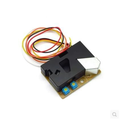 5pcs/lot DSM501A Dust Sensor Allergic Smoke Particles Sensor Module for Air Condition+Free Cable