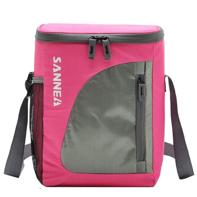 Nice design Outside Travel Ice Cooler Box Take-away Cooler Bag