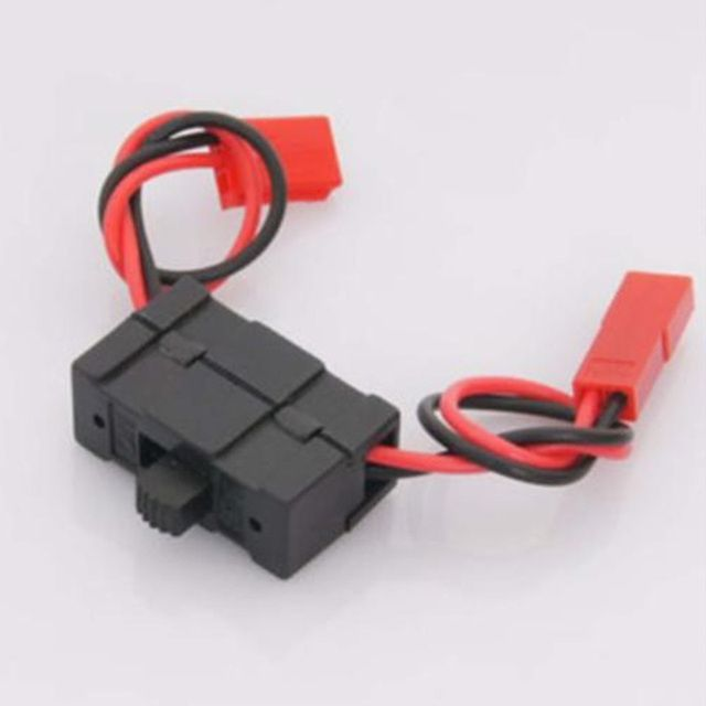 HSP 02050 On/off  power switch  for RC Multicopter Airplane 1/10 1/8 Car Crawler