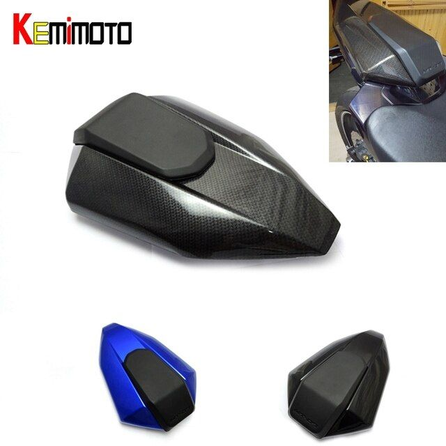 For Yamaha MT-07 FZ-07 MT07 FZ07 Rear Seat Cover Cowl Painted ABS Plastic for YAMAHA MT-07 FZ-07 MT07 2014 2015 2016 NEW ARRIVAL