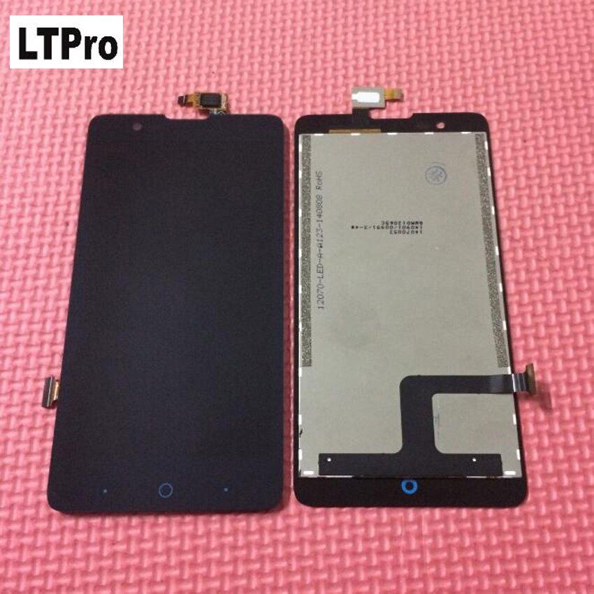 LTPro Top Quality Tested Working LCD Display Touch Screen Digitizer Assembly For ZTE Redbull V5 V9180 U9180 N9180 Phone Parts