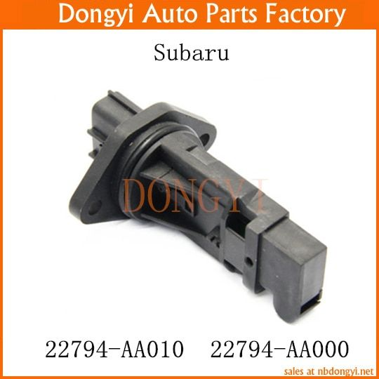 New Mass Air Flow Sensor Meter OEM 22794-AA010 22794-AA000 22680-AA301 22794AA010 22794AA000 22680AA301 for Subaru
