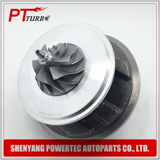POWERTEC turbocharger kit for KIA Sportage II Carens Ceed Magentis 2.0 CRDI D4EA 140HP - Cartridge CHRA 757886 / 28231-27480