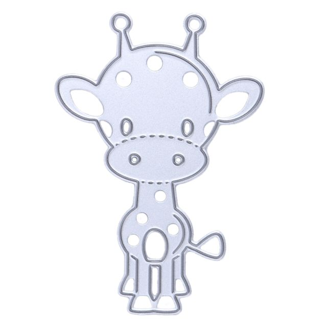 Animal Cow Metal Cutting Dies for DIY Scrapbooking Dies Photo Album Decorative Embossing Folder Craft Dies
