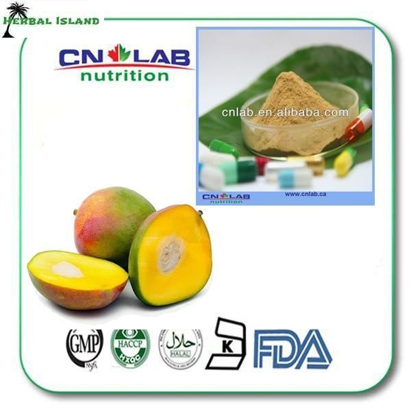 100% 10:1 natural pure wild mango extract