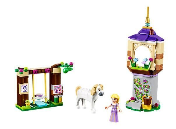 Bela 10564 Tangled Princess Rapunzel's Best Day Ever Building Blocks Bricks Toy Compatible With Legoings Princess