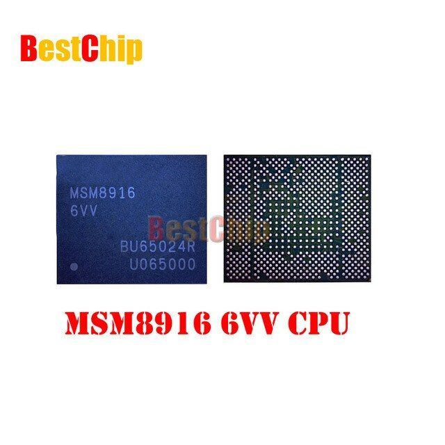 2pcs/lot NEW MSM8916 6VV CPU