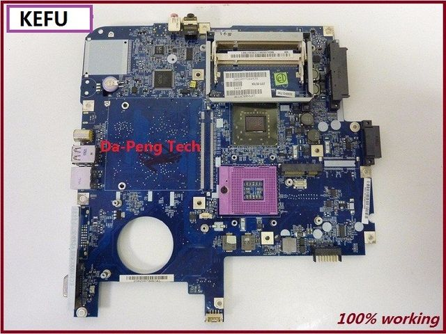 KEFU Free shipping ! For Acer 5715Z 5315 Notebook computer motherboard LA-3551P MBALD02001 Fully Tested Good Condition