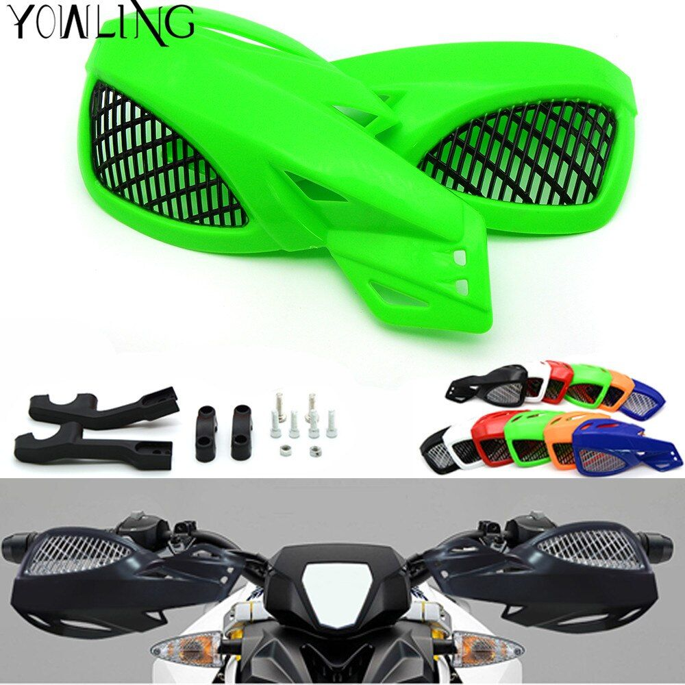 motorcycle brush bar hand guards handguard motorbike parts handle guards 7/8'' 22mm for Kawasaki Yamaha ktm BENELLI BJ600 BN300