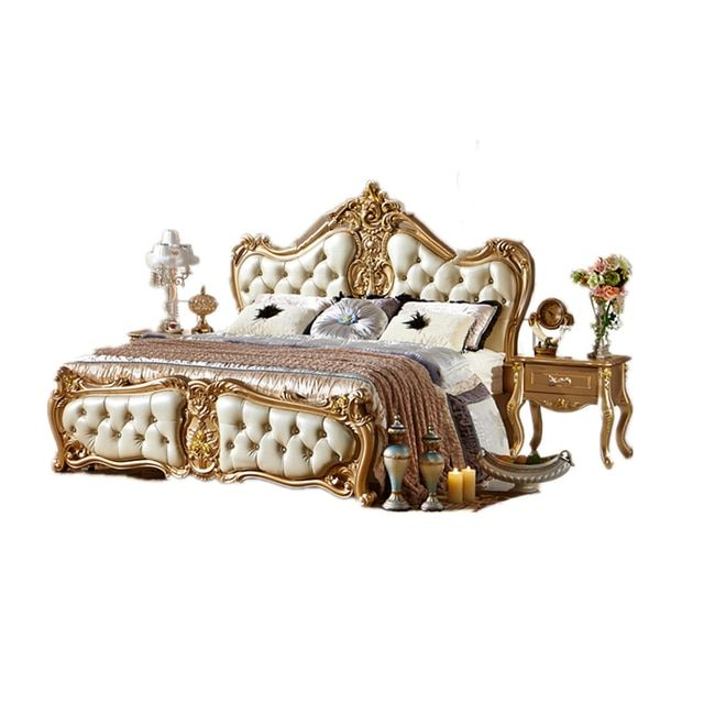 American modern style royal furniture antique 5-star hotel bedroom sets