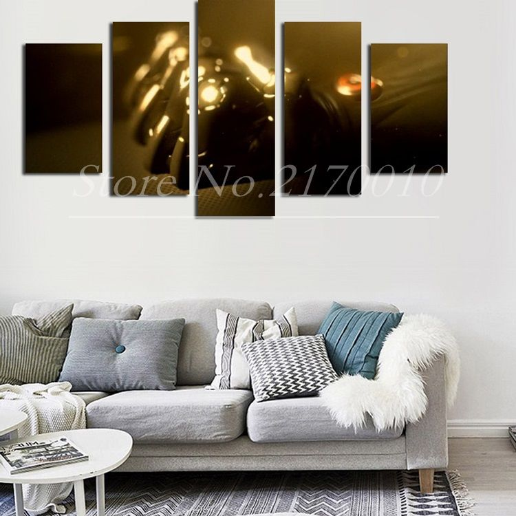 Deus Ex Frameless Large HD Home Wall Artworks Games Painting Canvas Livingroom Background Deco Posters Mural Comics Prints