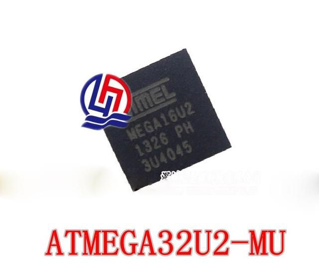 Free shippin 5pcs/lot ATMEGA32U2-MU ATMEGA32U2 QFN original authentic