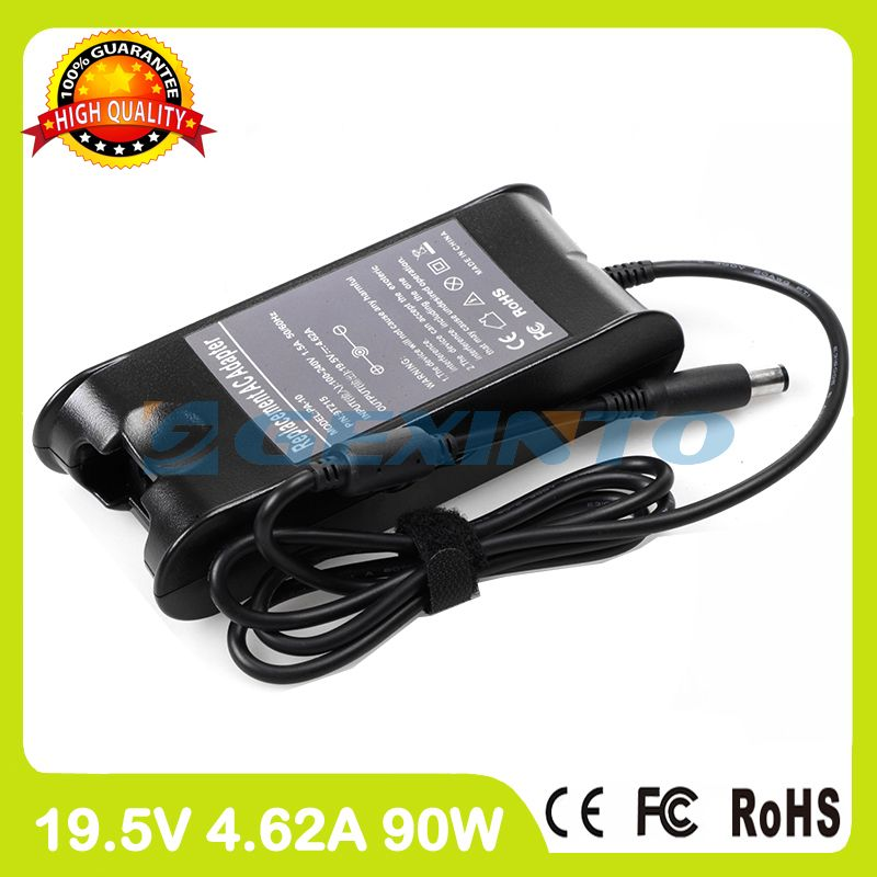 19.5V 4.62A 90W laptop charger ac power adapter MG688 MK947 LA90PE1-01 for Dell Latitude D610 E5404 E5410 D620 D630 E4400 E5400