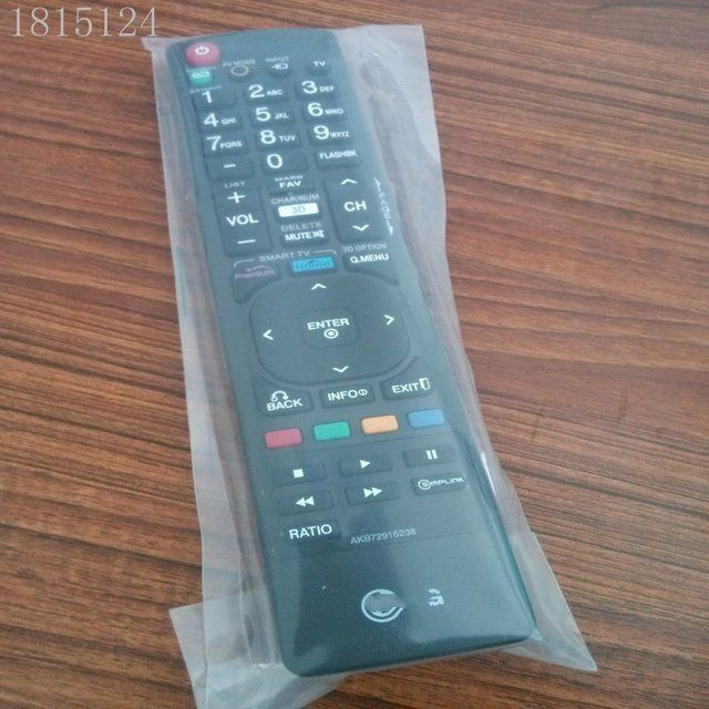 CN-KESI New Remote Control AKB72915238 For LG TV  REMOTE CONTROL AKB72914043 AKB73615303 AKB72914041 AKB73295502 5PCS