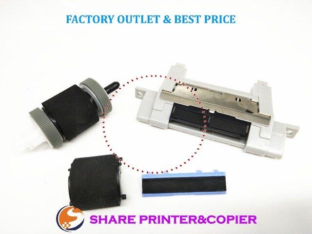 1 SET Replace Roller Kit for HP LaserJet P2030 P2035 P2050 P2055 Pro 400 M401 M425 RL1-2115-000 RL1-2120 RM1-9168 RM1-6467