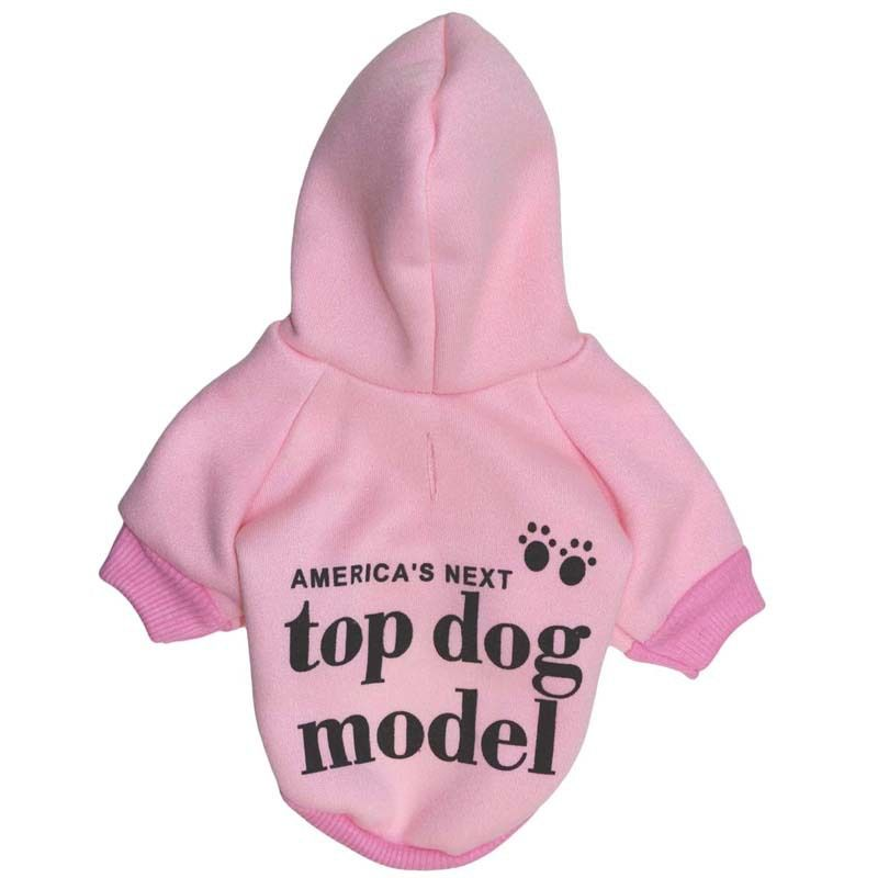Small Pet Dog Cat Sweatshirt Apparel Coat Fleece Clothes Hoodie Chihuahua roupa cachorro cheap dog clothes with free shipping