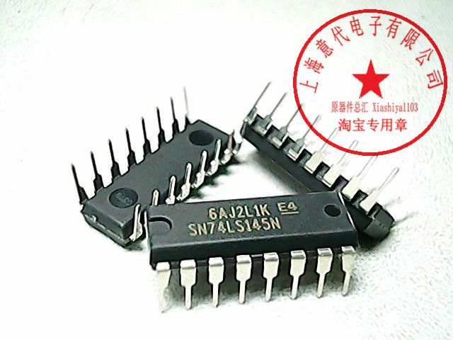 10Pcs SN74LS145N 74LS145 New