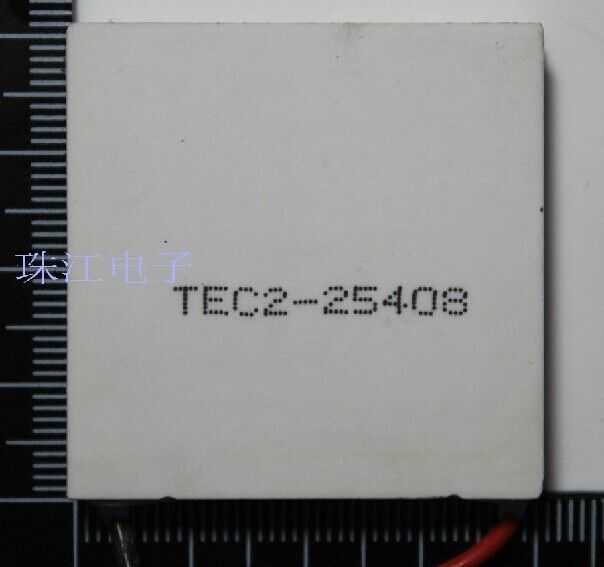 Freeshipping TEC2-25408 70W -30 Degree Double-Deck Thermoelectric Cooler Cooling Peltier