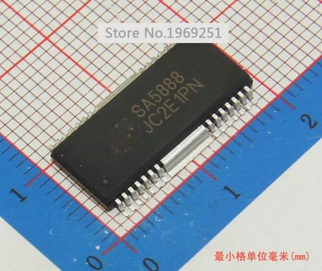 Free shipping 10pcs/lot SA5888 SOP-28 new original