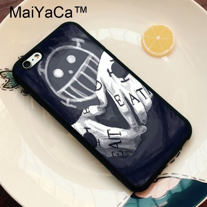 MaiYaCa One Piece Anime Manga Soft TPU Mobile Phone Case Cover Coque For iphone X XR XS MAX 6 6S 7 8 Plus 5 5S SE Cover Fundas