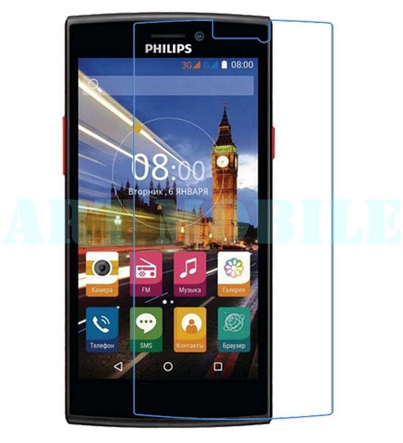 New 10pcs/lot wholesale High Clear LCD Front Screen Protector Film For Philips S337 Protective Film Free Shipping