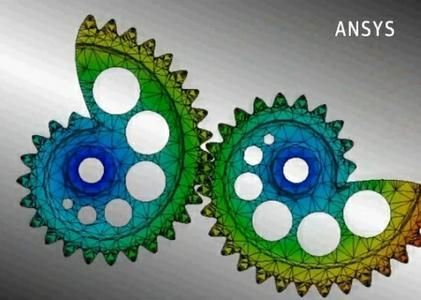 ANSYS Products 17.2 for win 64bit