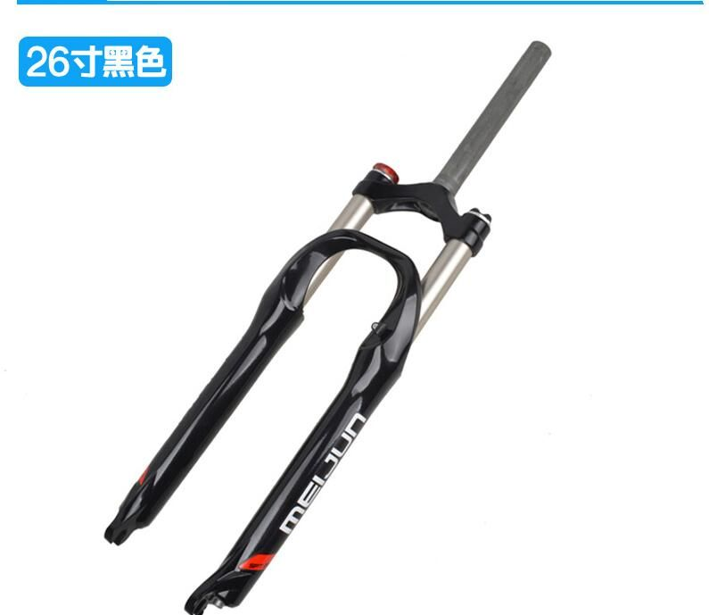 Encyclopedia 26 inch bike mountain fo shock absorber front bicycle fork mechanical lock before the shock absorber aluminum alloy