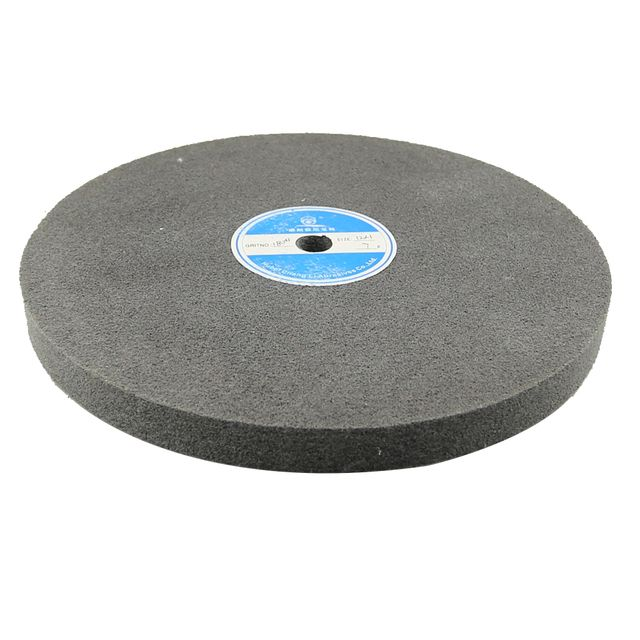 "12""*1"" 5P/7P P180 S/C Non-woven Unitized Nylon Polishing Wheel for Bench and Pedestal Machines"