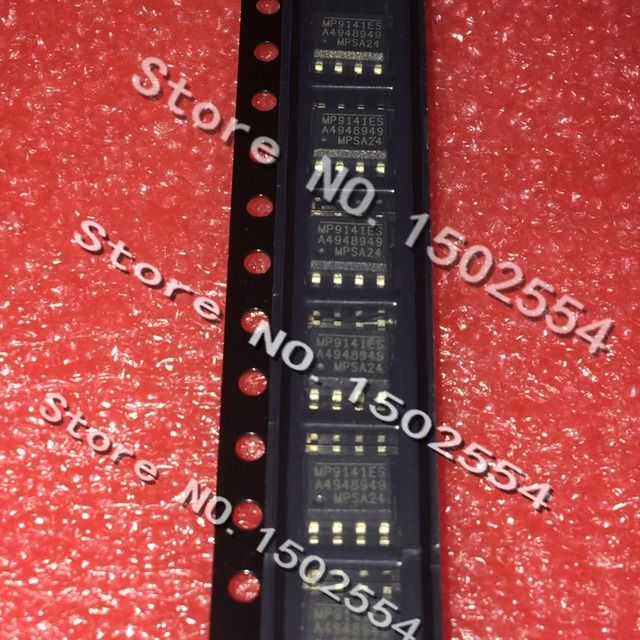 100PCS/LOT MP9141ES MP9141ES-LF-Z SOP8 LCD power chip SOP-8
