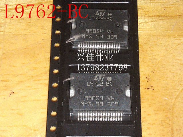 20PCS  Chip L9762-BC SSOP-36 car computer board chip 5V power supply module chip Vulnerability