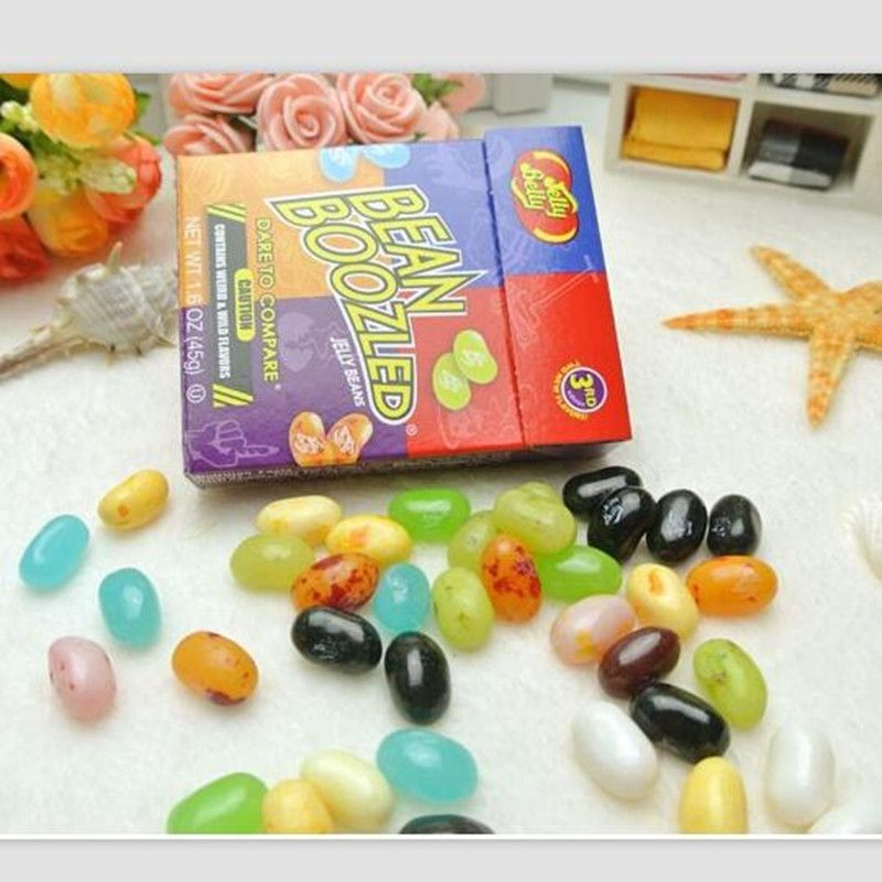 10 box Harry Potter Beans.Crazy Sugar.Magic Beans.Harry Potter.beans Boozled.Christmas gift
