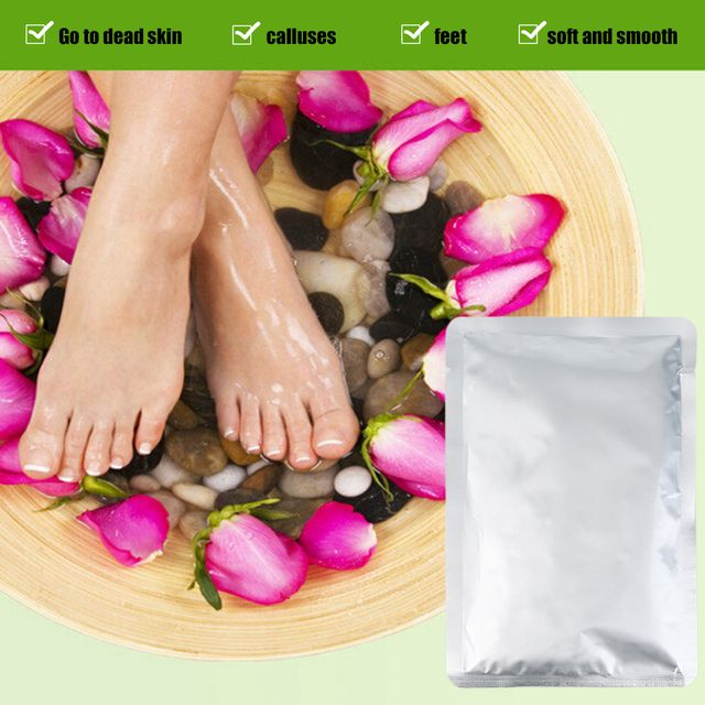 Butterfly Baby Foot Peeling Renewal Mask Cuticles Heel For Remove Dead Skin Excellent Feet Cleaning Top Quality
