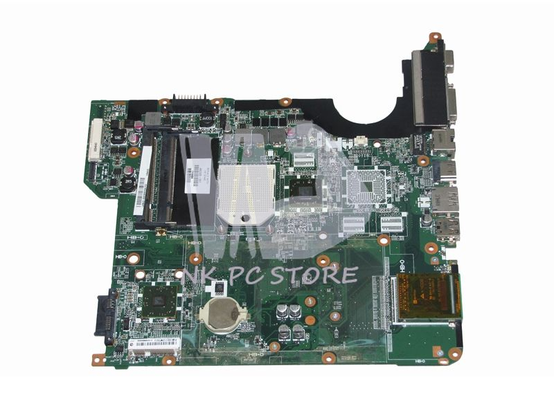 DA0QT8MB6G0 482325-001 Main Board For HP Pavilion DV5 DV5-1000 Laptop Motherboard DDR2 Socket s1 with Free CPU