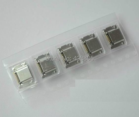 100pcs/lot, Original new for Samsung Galaxy Note 10.1 P600 P601 USB charger port charging dock connector,free ship