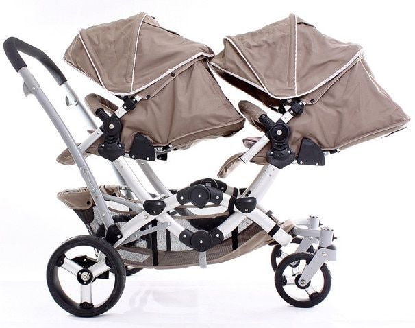 twins baby stroller front and rear folding baby strollers twins car