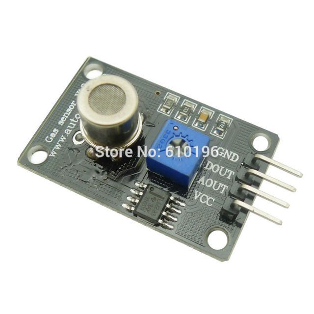 3PCS/LOT MS1100 Gas Sensor Compatible MS1100-P111 VOCs Formaldehyde Module