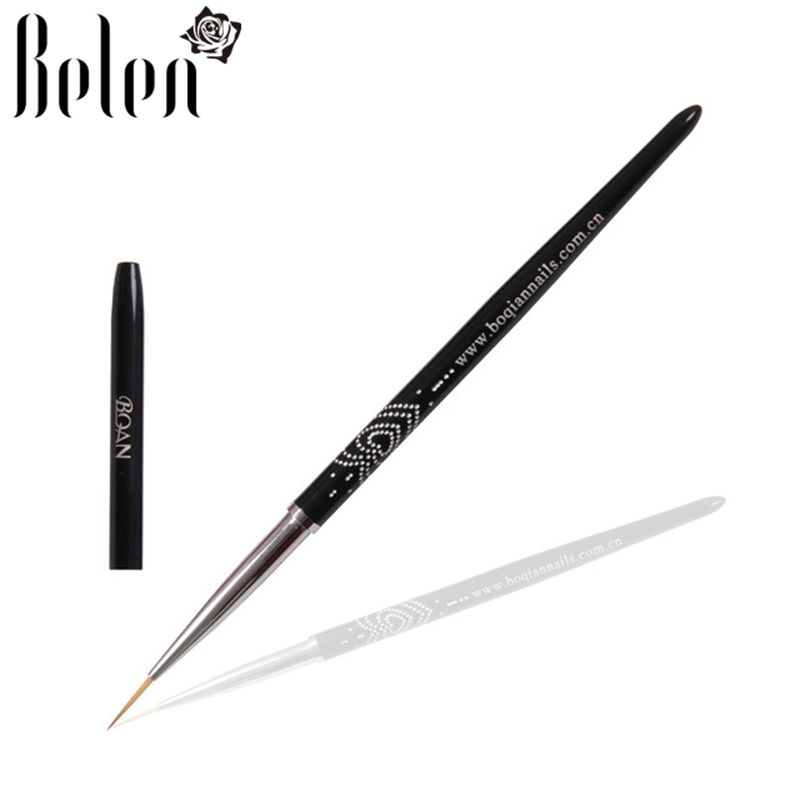 Belen Liner Brush Pen Nail Art Brush Nail Gel Polish Design Brush Pens Madicure Painting Drawing Tools Gel UV Nail Set Kit