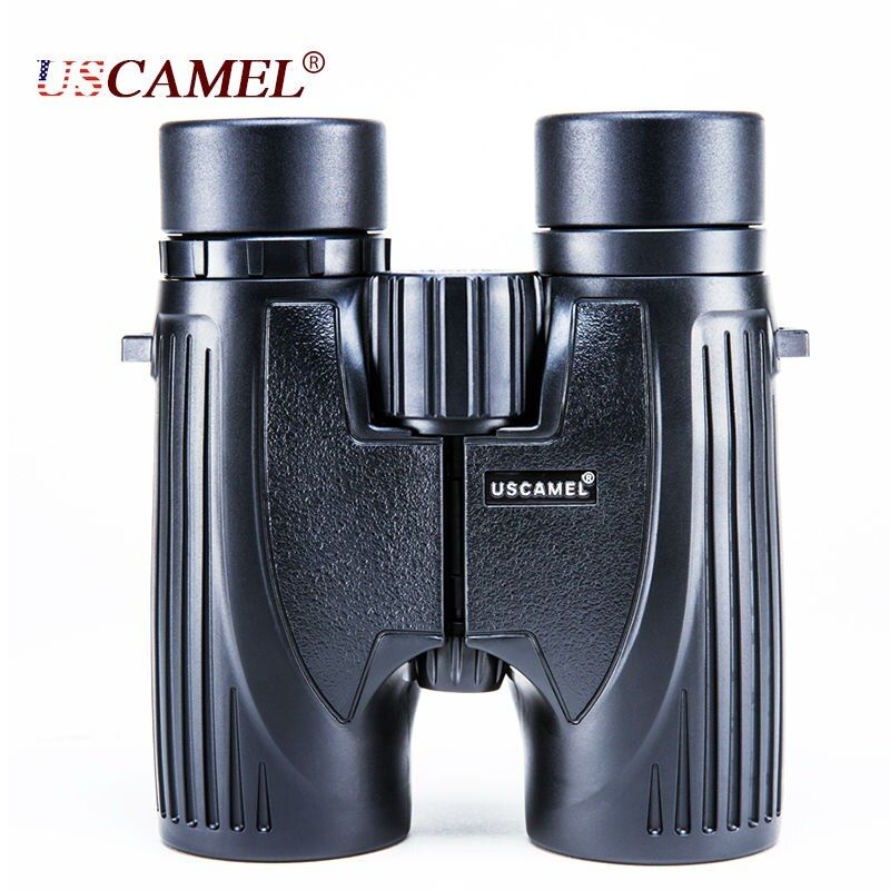 USCAMEL HD Clear 8x32 Binoculars High Quality Optics BAK4 Professional Telescope 384ft Wide Angle Zoom