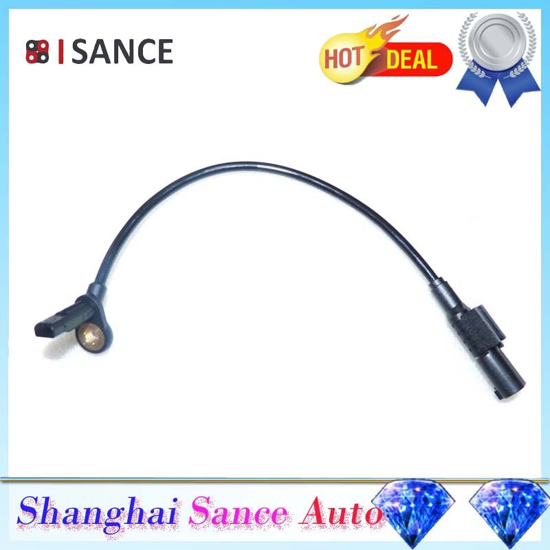 ISANCE ABS Wheel Speed Sensor ALS365 1645400717 For Mercedes-Benz W164 GL320 GL450 GL550 ML320 ML350 ML500 R320 R350 R500 ML63