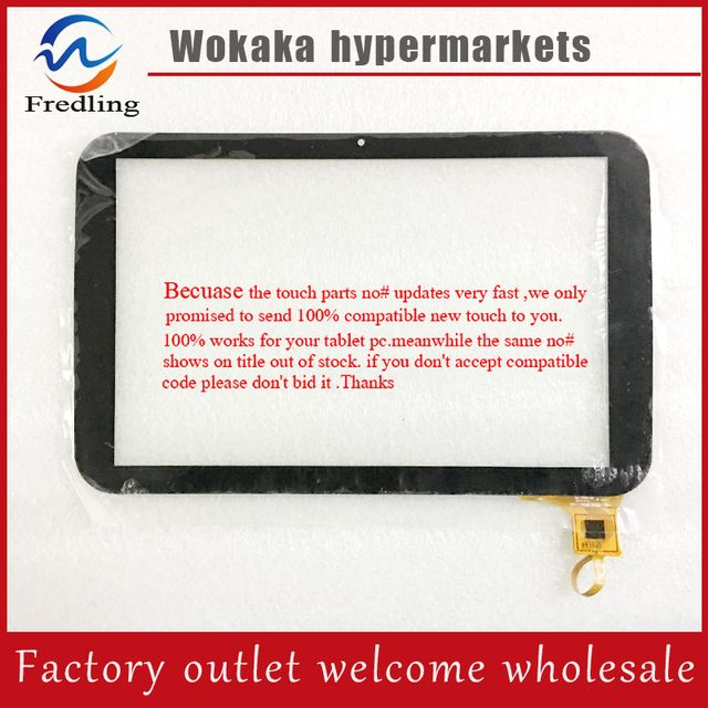 New 10.1'' inch For tablet PC touch screen QSD 702-10061-03 702-10061-02 Tablet Touch digitizer panel Repair glass Free shipping
