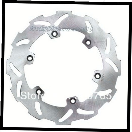 New Rear Motorcycle Brake Disc Rotor For SUZUKI RM 1251988-99 RM 250 1989-99 RMX S 250 92-98 DRZ E 2000-2008 DRZ S 400 2001-2009